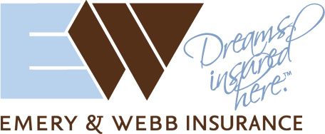 Emery & Webb Insurance Logo