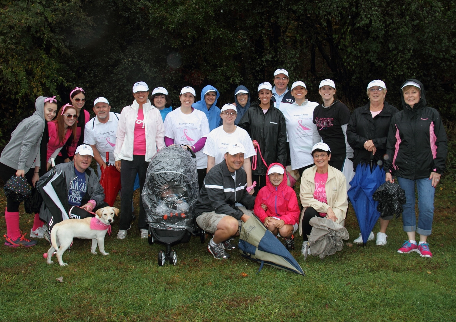 Miles of Hope – Breast Cancer Foundation Walk