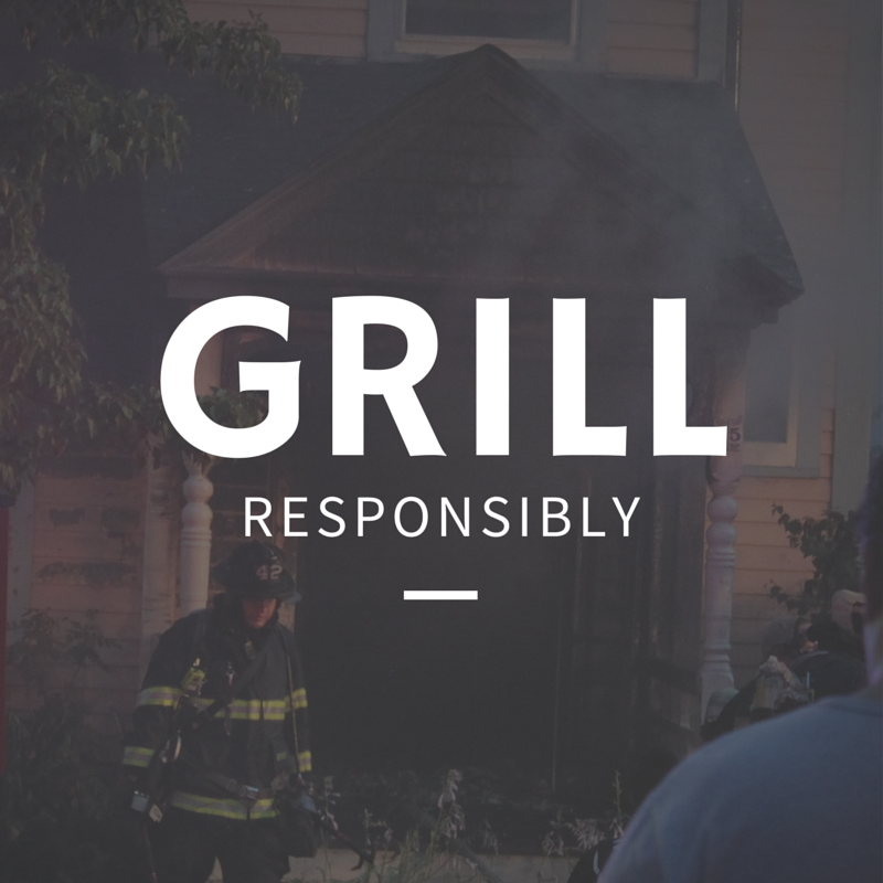 Fire Up the Grill, Not Your Home, This Summer – Grill Safety Tips